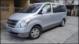 2010 Hyundai Starex