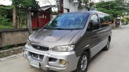 Sell Silver 1999 Hyundai Starex Van in Manila