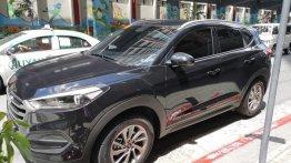 Black Hyundai Tucson 2016 for sale in Manila
