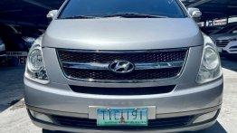 Selling Silver Hyundai Grand Starex 2012