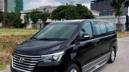 Selling Hyundai Grand Starex 2019
