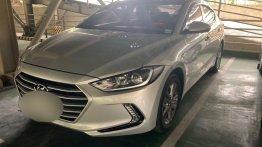Sell Silver 2018 Hyundai Elantra