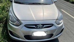 Sell Silver 2011 Hyundai Accent