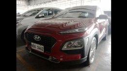Red Hyundai KONA 2019 for sale in Marikina
