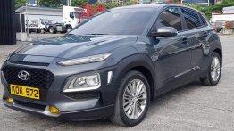 Selling Hyundai Kona 2019
