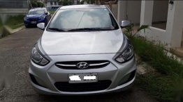 Sell Silver 2016 Hyundai Accent