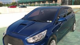 Sell 2017 Hyundai Accent in Caloocan