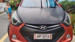 Sell 2015 Hyundai Eon in Pasig