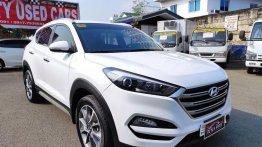 White Hyundai Tucson 2019 for sale in Cainta