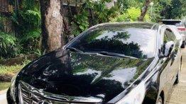 Selling Black Hyundai Sonata 2011 in Parañaque