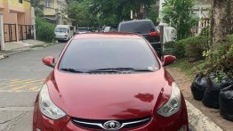 Selling Red Hyundai Elantra 2011 in San Juan