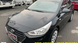 Selling Black Hyundai Accent 2020 in Cainta