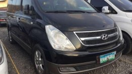 Black Hyundai Starex 2013 for sale in Cainta