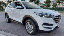 Sell White 2019 Hyundai Tucson in Quezon City