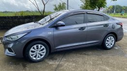 Silver Hyundai Accent 2020 for sale in Balanga