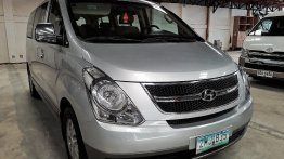 Selling Silver Hyundai Grand Starex 2008 in San Fernando