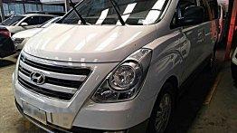 Sell 2016 Hyundai Grand Starex in Quezon City