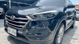 Black Hyundai Tucson 2016 for sale in Las Pinas