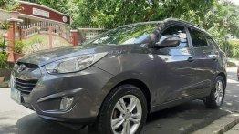 Sell 2011 Hyundai Tucson SUV in Quezon City