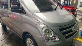 Selling Silver Hyundai Starex 2019 in Quezon City