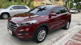 Selling Red Hyundai Tucson 2016 in Quezon