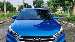 Sell Blue 2017 Hyundai Tucson in Pasig