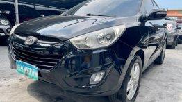 Selling Black Hyundai Tucson 2012 in Las Piñas