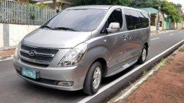 Sell Silver 2011 Hyundai Starex in Marikina