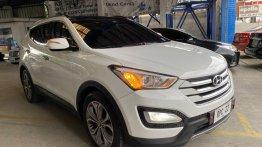 Hyundai Santa Fe 2013 for sale in Automatic