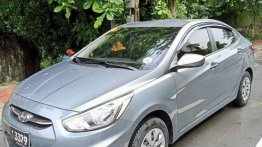 Selling Silver Hyundai Accent 2018 in Quezon