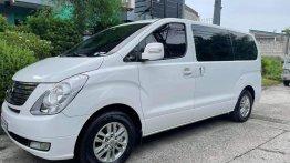 White Hyundai Starex 2016 for sale in Parañaque