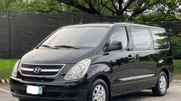 Black Hyundai Grand Starex 2011 for sale in Las Piñas