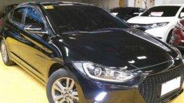 Black Hyundai Elantra 2019 for sale in Marikina
