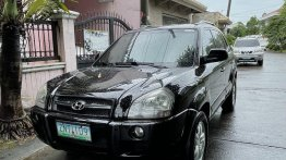 Black Hyundai Tucson 2008 for sale in Carmona