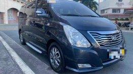 Black Hyundai Starex 2018 for sale in Quezon