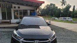 Selling Black Hyundai Tucson 2017 in Tagaytay
