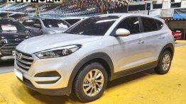 Sell Silver 2018 Hyundai Tucson in Marikina
