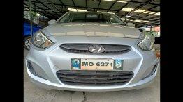 Sell Silver 2016 Hyundai Accent Sedan