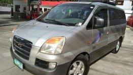Sell Silver 2007 Hyundai Starex in Silang