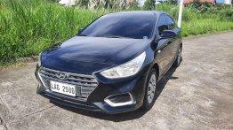 Selling Black Hyundai Accent 2020 in Quezon City