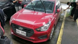Red Hyundai Reina 2019 for sale in Quezon City