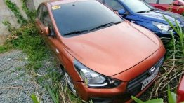 Orange Hyundai Reina 2019 for sale in Automatic