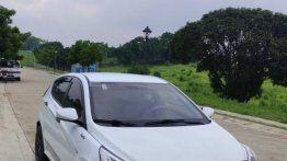 White Hyundai Accent 2016 for sale in Automatic