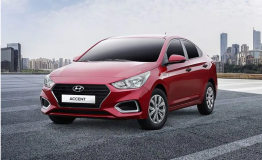 HARI positions the Hyundai Accent as affordable, quality mobility in the new normal