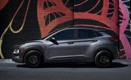 2021 Hyundai Kona Night Edition shows the youthful crossover's dark side