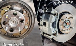 What Are The Differences Between Drum Brake vs Disc Brake?
