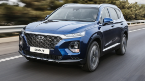 Hyundai Santa Fe 2019: Filled with advanced features & Excellent ride comfort
