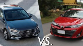 Hyundai Accent vs Toyota Vios: The hunt for a fresh & affordable sedan