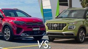 Hyundai Venue Vs Kia Stonic: Exterior, Interior, Price Comparison & More