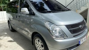 Sell Silver 2012 Hyundai Grand Starex in Makati